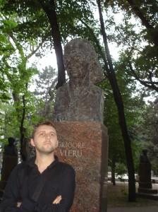 Florin Bojor Chisinau 2012