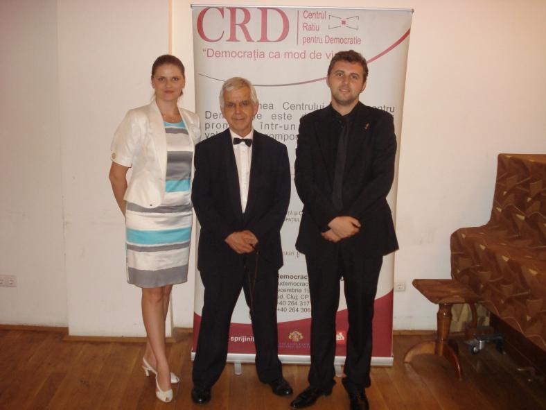 Florin Bojor, Indrei Ratiu, Ioana Cozman