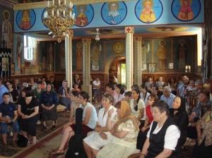 Seară duhovnicească a Transilvaniei la Beclean