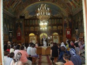 După Hristos pe urmele Apostolilor la Beclean