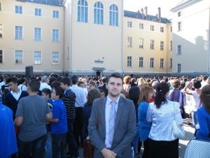 Florin I. Bojor - 1000 elevi