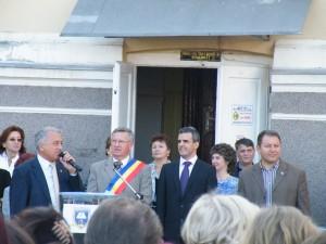 """Deschidere an scolar """"Liviu Rebreanu"""" din Bistriţa"""