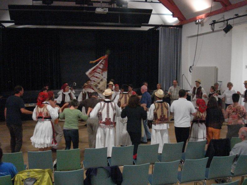 Festivalul Carpato – Danubian, Heidelberg 2012