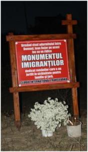 monumentul imigrantilor