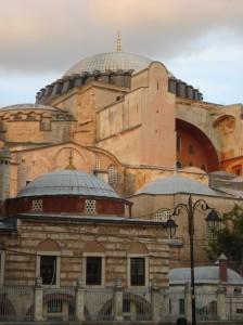 Sfanta Sofia Constantinopol