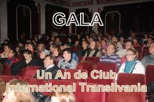 GALA: Un An de Club Internaţional Transilvania