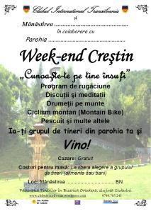 Week-end Crestin