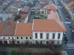 The Bistrita City Hall (Romania) abolishes the Civic banners: Do I want Moral from my Member in Parliament?