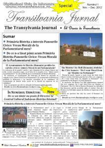 Transilvania Jurnal