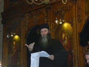 Părintele Paisie de la Nuşeni: Taină şi dialog – cheie de înţelegere a creştinismului