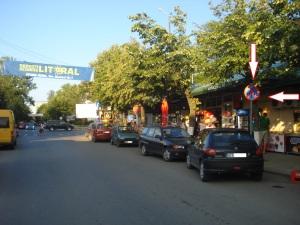 Bulevardul 23 August Eforie Nord