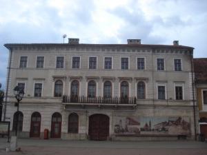 Posibilul Sediu al Muzeului National al Literaturii Romane