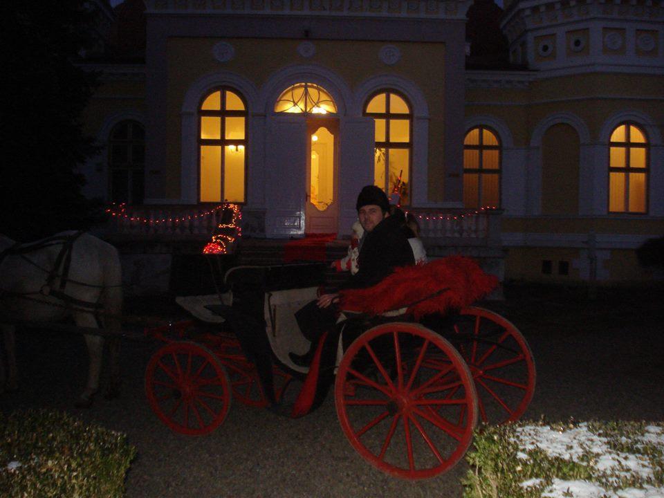 Golden Krone Transylvania Resort Carriage