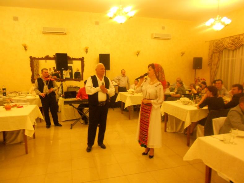 Balul Parohiei Ortodoxe Sarata Saratel
