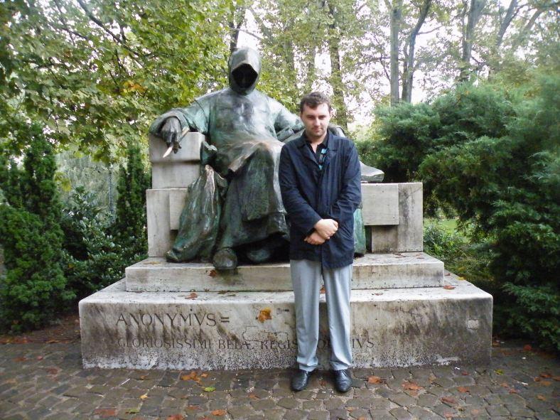 Florin I. Bojor Budapesta