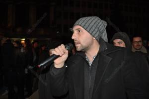 Florin Bojor -manifestatie Bistrita