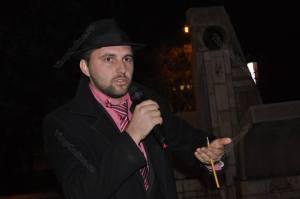 Florin Bojor - proteste Bistrita