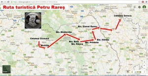 Ruta Turistica Petru Rares