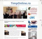 Timp Online Protest Societatea Civila