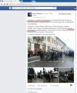 Mircea Archiudean - ALDE - blat cu primarul Cretu PSD Bistrita