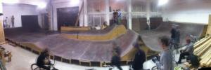 Skatepark punct termic Baia Mare