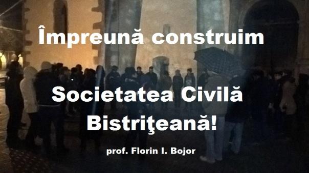 societatea civila bistriteana