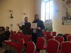 Florin Bojor boicot CL Bistrita