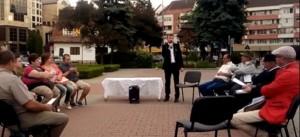 Florin Ioan Bojor la Asocierea Independentilor