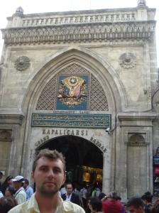 Florin I. Bojor in Istanbul