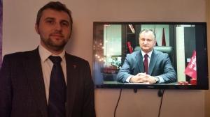 E nevoie de un Congres al Unioniştilor împotriva urii Preşedintelui Igor Dodon