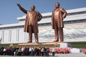 Divinizarea comunistilor in Coreea de Nord