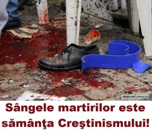 Ieri au fost Floriile de Sânge din Egipt cu 44 de martiri creştini!