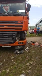 Accident calea ferata Bistrita Nasaud