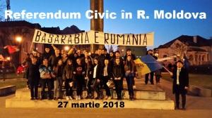 Referendum Civic pentru Unire in R. Moldova
