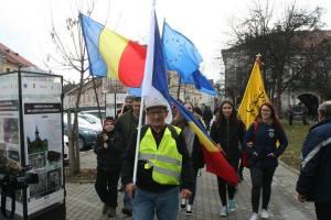 Marsul Unirii Bistrita- Chisinau