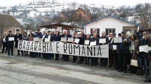 Primarii unionisti din R. Moldova omagiati la Bistrita Nasaud