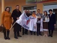 Unionistii Bistriteni primiti la Puhoi, R. Moldova