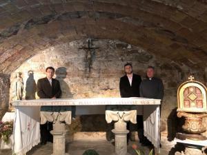 Capela Martirilor Sf. Agnes Barcelona - Vasile Stanciu, Florin I. Bojor, Jose Ramon Perez