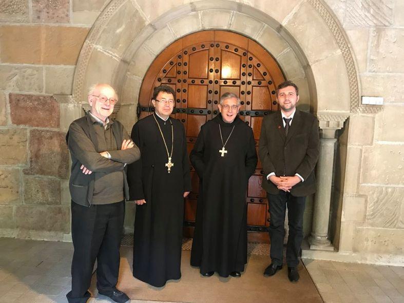 Manastirea Montserrat - Gaspar Mora, Vasile Stanciu, Josep M. Soler, Florin I. Bojor