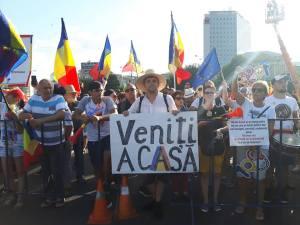 Florin Bojor cu mesajul Veniti Acasa