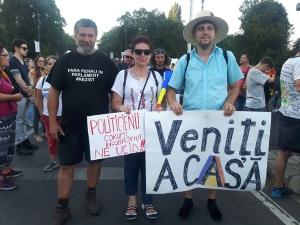 Florin Bojor (BN), Nicoleta Todoran (MS), Sorin Bobis (CJ)