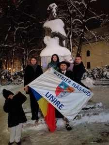 Suceava - Centenarul Bucovinei - Filip Bojor, Ioana Bojor, Olivia Vlad, Florin Bojor, Maria Vlad, Leonard Vlad