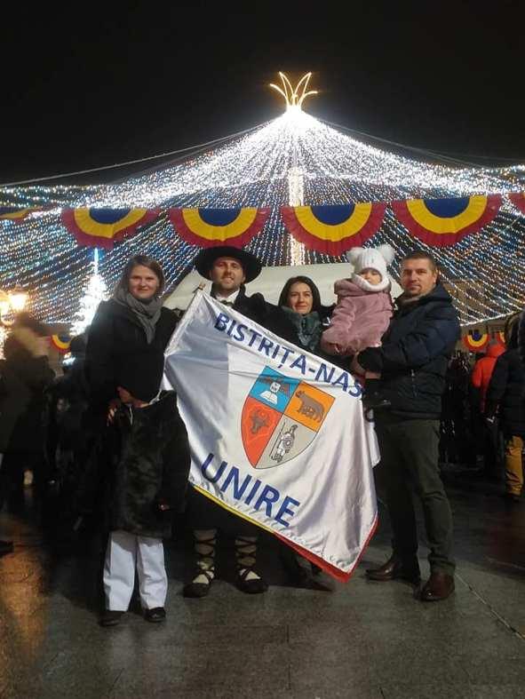 Suceava - Centenarul Bucovinei - Ioana Bojor, Filip Bojor, Florin Bojor, Olivia Vlad, Maria Vlad, Leonard Vlad