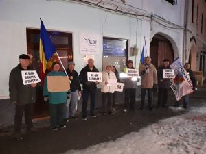 Pacea ALDE Bistrita