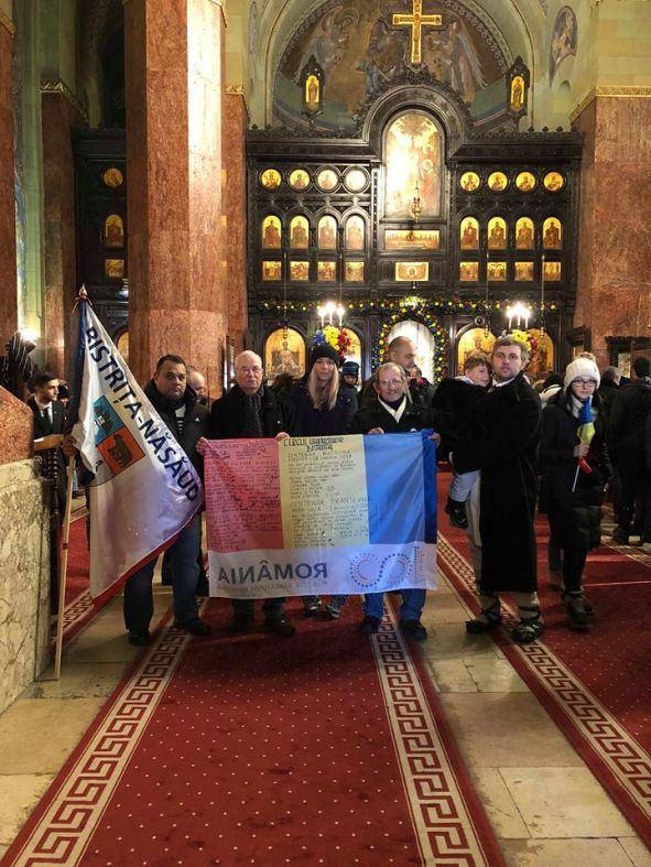 Catedrala Alba Iulia - Adrian Panti, Vasile Man, Florina Bojor, Antal Francisc, Filip Bojor, Florin Bojor