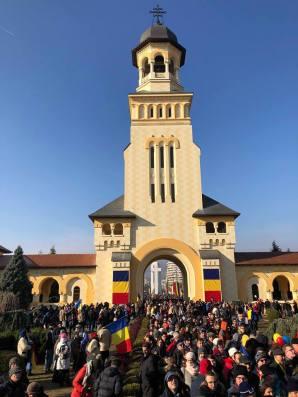Centanar Alba Iulia - Catedrala