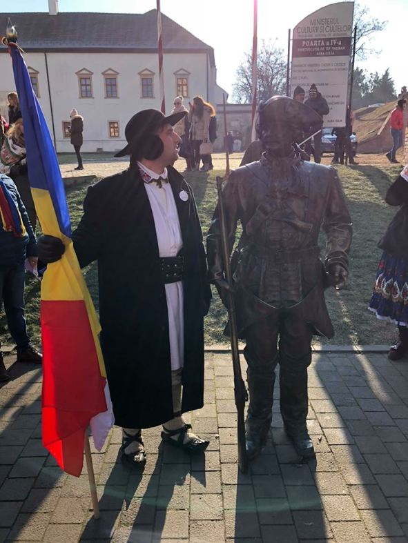 Centenar Alba Iulia - Florin Bojor
