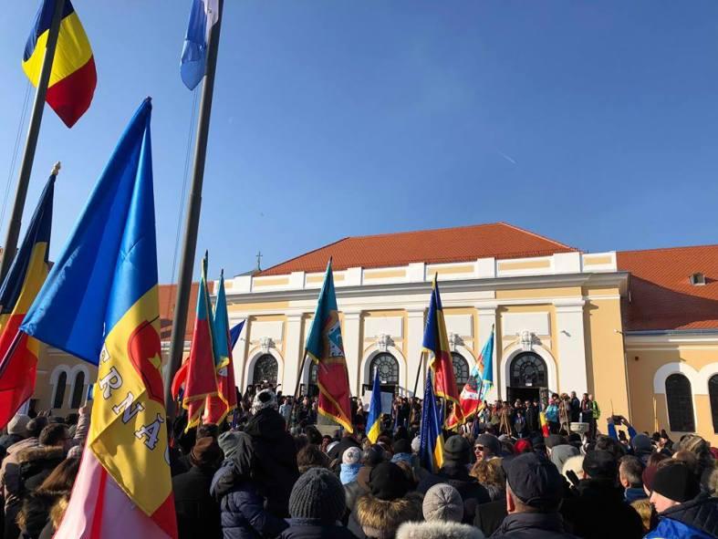 Centenar Alba Iulia - Sala Unirii