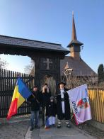 Centenar Alba Iulia - Vasile Man, Florina Bojor, Filip Bojor, Florin Bojor