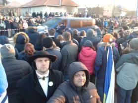 Intorsi cu Spatele la Defilarea Jandarmeriei de la Alba Iulia - Florin Bojor, Adrian Panti